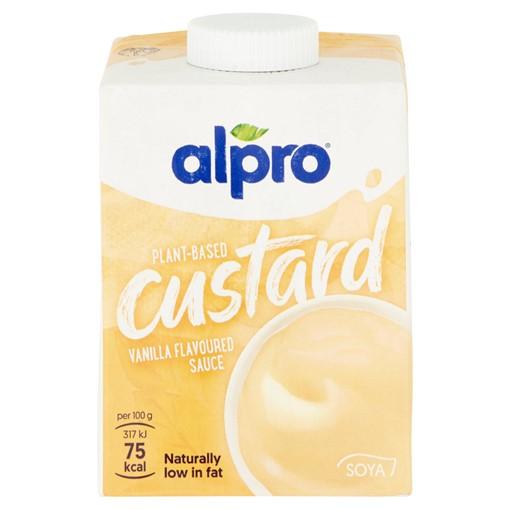 Picture of Alpro Vanilla Custard 525g