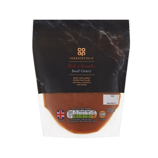 Picture of Co-op Irresistible Roasted Beef Gra