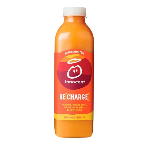 Picture of Innocent Recharge Super Smoothie 75