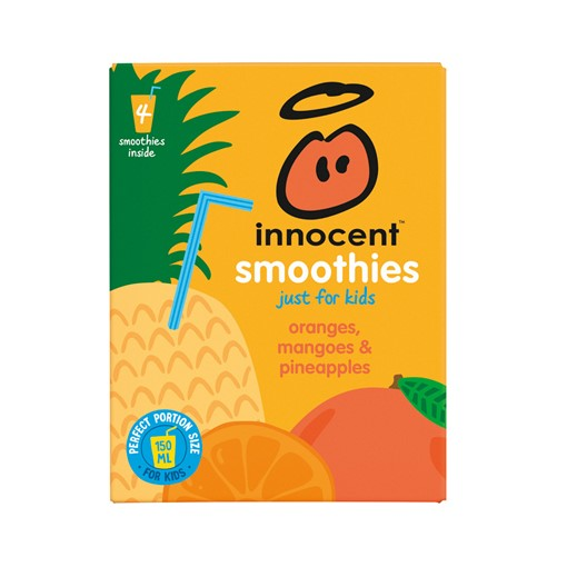 Picture of Innocent Smoothies For Kids Orange