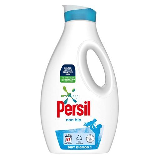 Picture of Persil Non Bio Laundry Washing Liquid Detergent 57 Wash 1.995 L