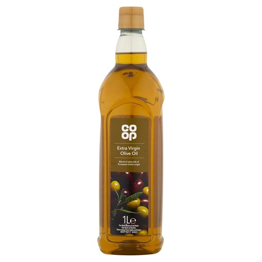 Picture of Co-op Extra Virgin Olive Oil 1L