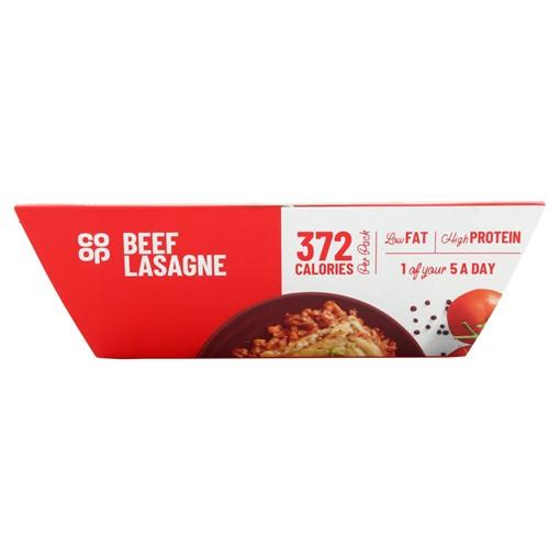 Picture of Co-op Beef Lasagne 400g