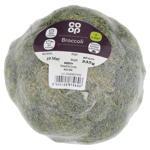Picture of Co Op Broccoli 335g