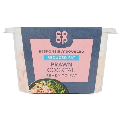 Picture of Co-op Reduced Fat Prawn Cocktail 170g