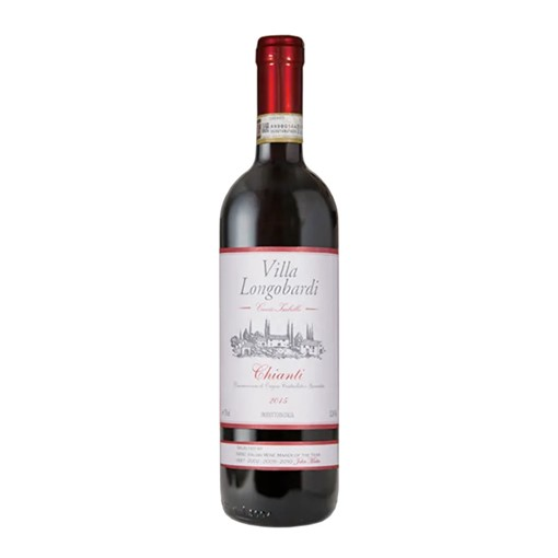 Picture of Villa Longobardi Chianti 75CL
