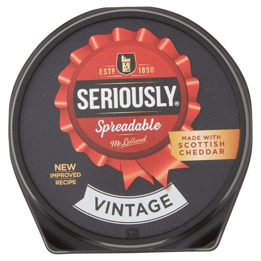 Picture of Seriously Spreadable Vintage 125g