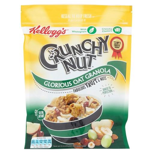Picture of Kellogg's Crunchy Nut Granola Fruit & Nut 380g