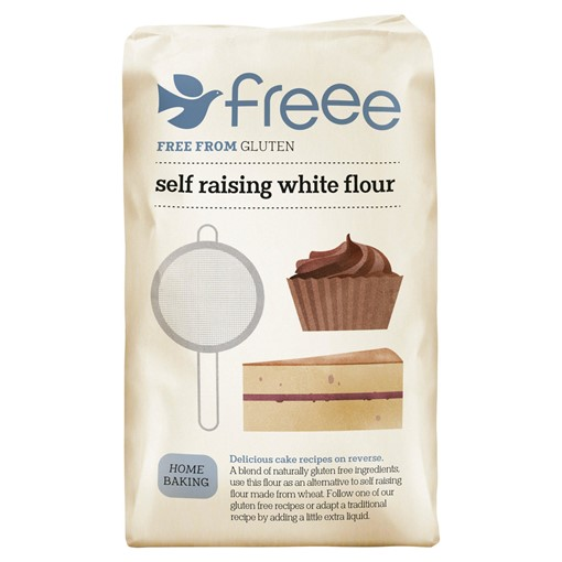Picture of FREEE Gluten Free Self Raising White Flour 1kg