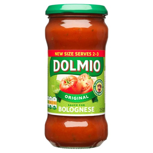 Picture of Dolmio Bolognese Pasta Sauce 350g
