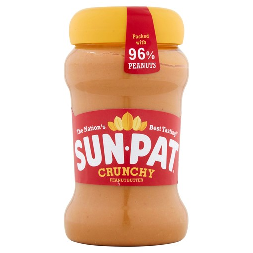 Picture of Sun-Pat Crunchy Peanut Butter 400g