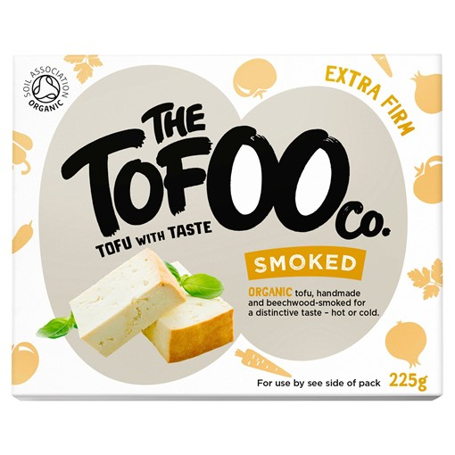 Picture of The Tofoo Co. Organic Smoked 225g