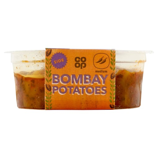 Picture of Co-op Bombay Potatoes 200g