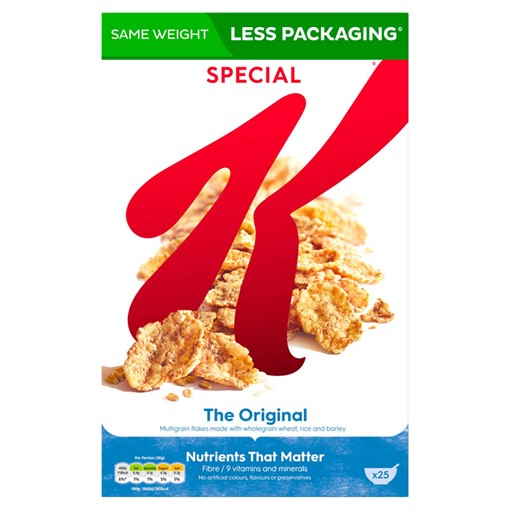 Picture of Kellogg's Special K Original Cereal 750g