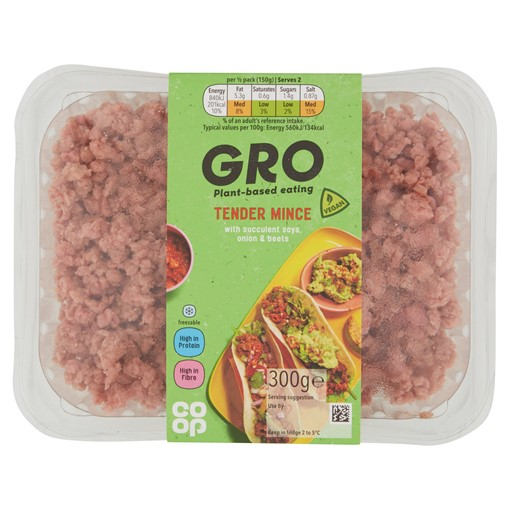 Picture of Co-op GRO Tender Mince 300g