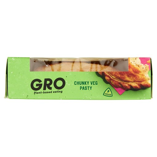 Picture of Co-op GRO Chunky Veg Pasty 130g