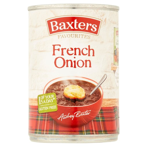 Picture of Baxters Favourites French Onion 400g