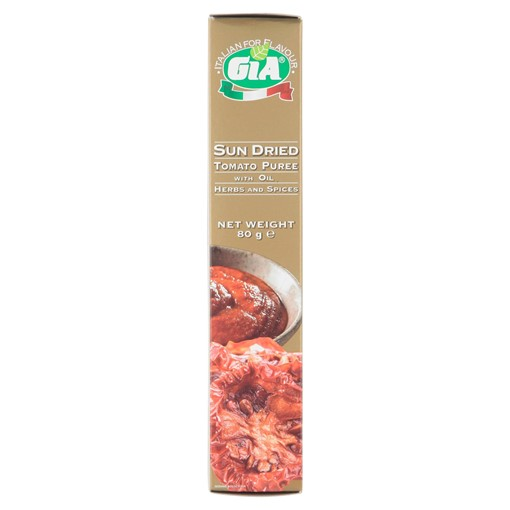 Picture of Gia Sun Dried Tomato Puree with Oil, Herbs and Spices 80g