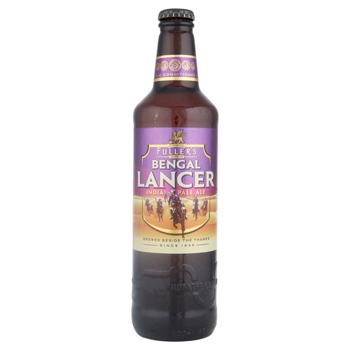 Picture of Fuller's Bengal Lancer India Pale Ale 500ml