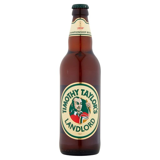 Picture of Timothy Taylor's Landlord The Classic Pale Ale 500ml