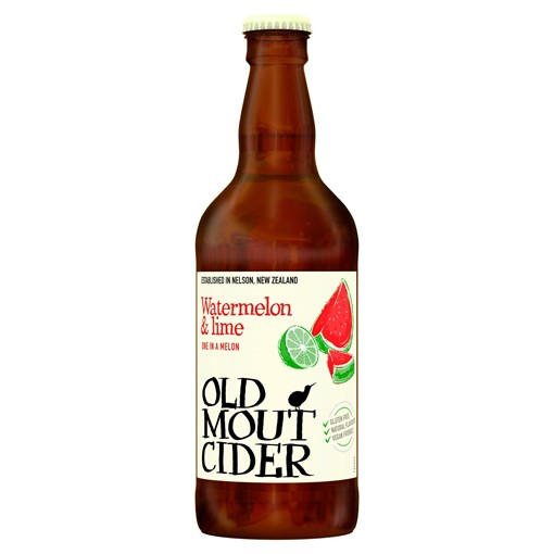 Picture of Old Mout Cider Watermelon & Lime 500ml