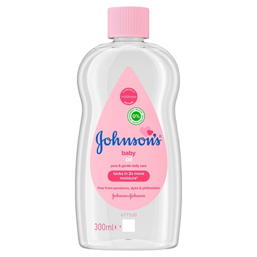 Picture of JOHNSON'S® Baby Oil 300ml