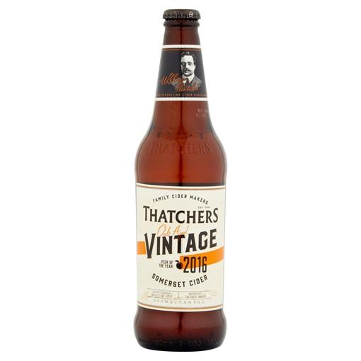 Picture of Thatchers Oak Aged Vintage Somerset Cider 500ml