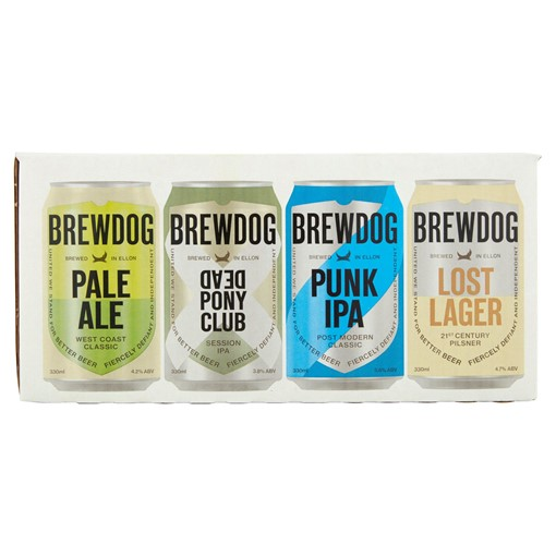 Picture of BrewDog Mix Pack 8 x 330ml