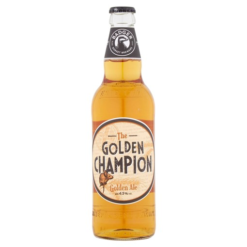 Picture of Badger The Golden Champion Golden Ale 500ml