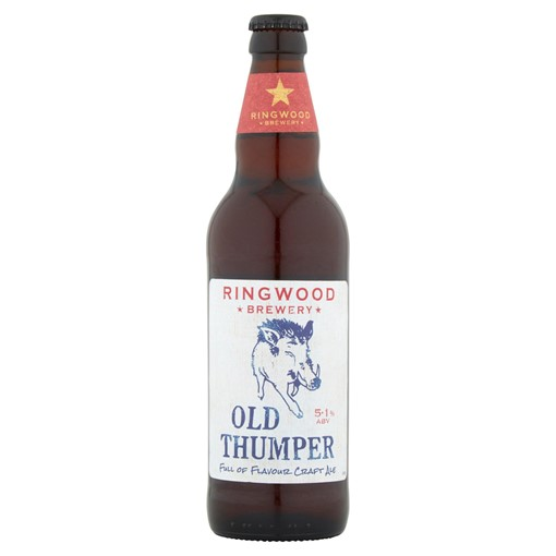 Picture of Ringwood Brewery Old Thumper 500ml