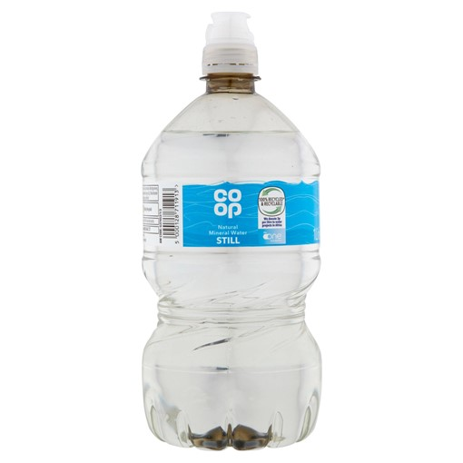 Picture of Co-op Natural Mineral Water Still 1 Litre