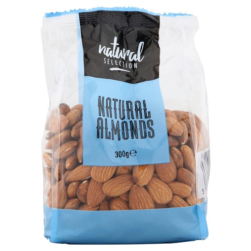 Picture of Natural Selection Natural Almonds 300g