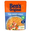 Picture of Bens Original Thai Sweet Chilli Microwave Rice 250g