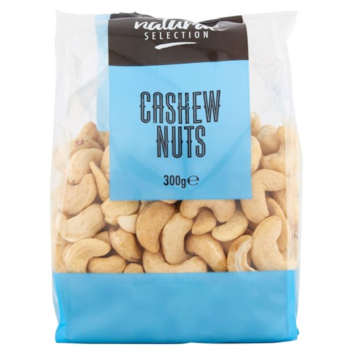 Picture of Natural Selection Cashew Nuts 300g