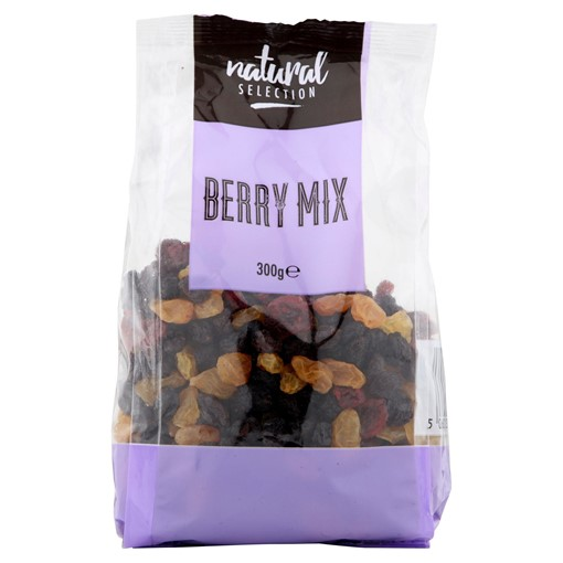Picture of Natural Selection Berry Mix 300g