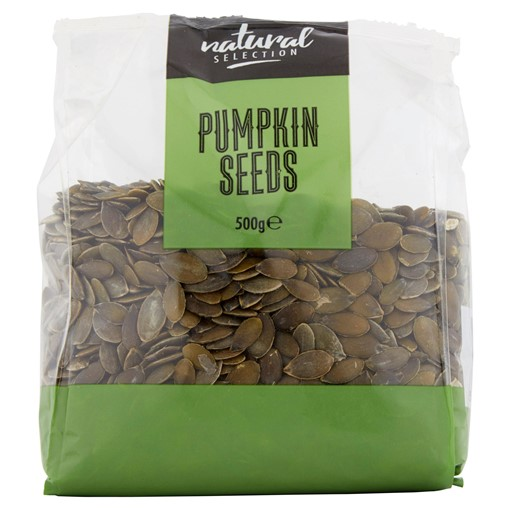 Picture of Natural Selection Pumpkin Seeds 500g