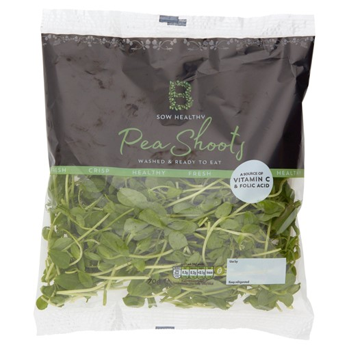 Picture of B Sow Healthy Pea Shoots 70g