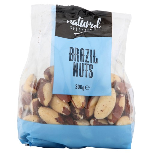Picture of Natural Selection Brazil Nuts 300g