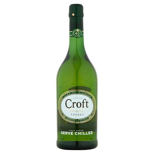 Picture of Croft Original Fine Pale Cream 750ml