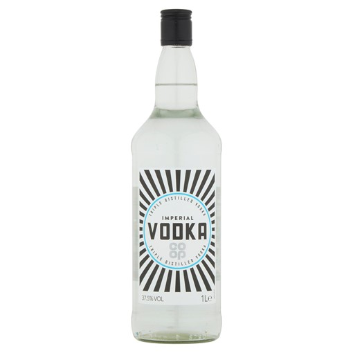 Picture of Co Op Imperial Vodka 1L