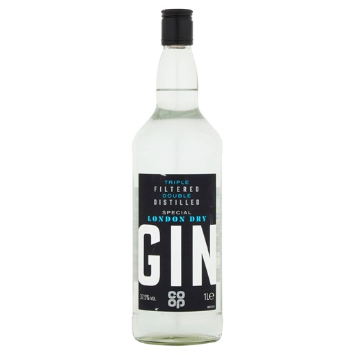 Picture of Co Op Special London Dry Gin 1L