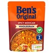 Picture of Bens Original Wholegrain Spicy Mexican Microwave Rice 250g