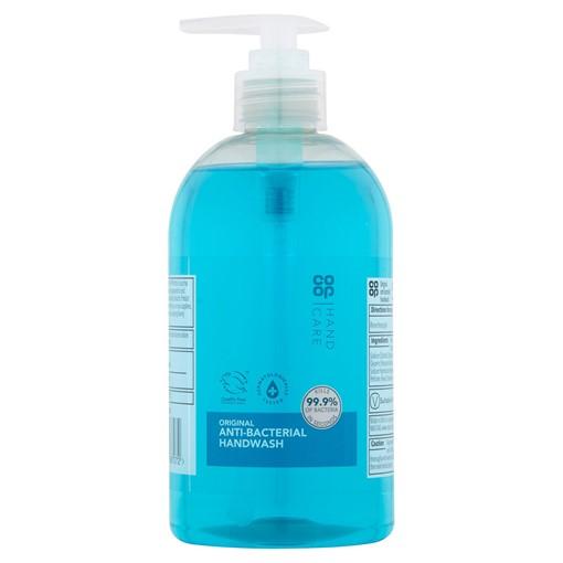 Picture of Co-op Hand Care Original Anti-Bacterial Handwash 500ml
