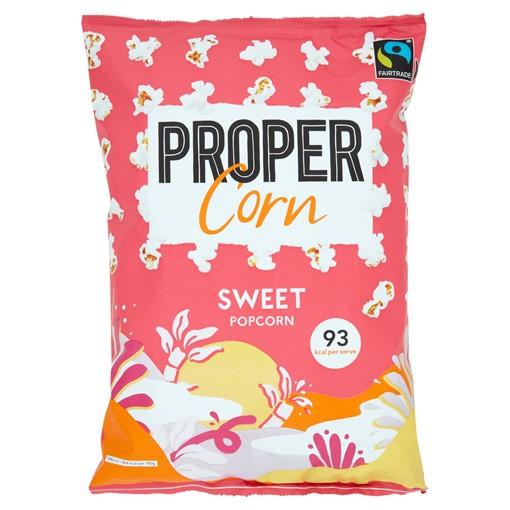 Picture of PROPERCORN Fairtrade Sweet Popcorn 90g