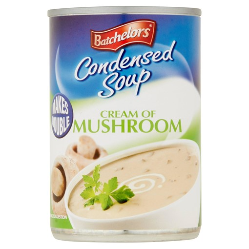 Picture of Batchelors Condensed Soup Cream of Mushroom 295g