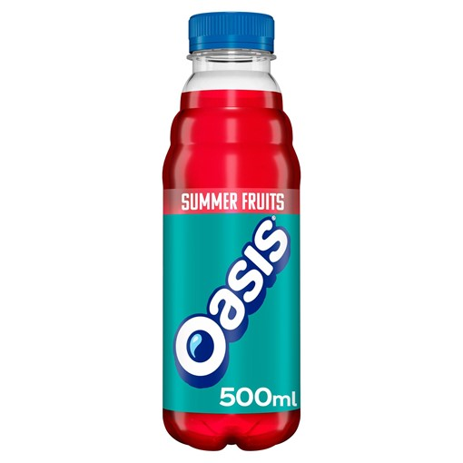 Picture of Oasis Summer Fruits 500ml