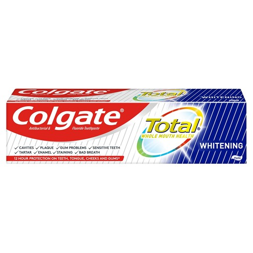 Picture of Colgate Total Whitening Toothpaste 75ml