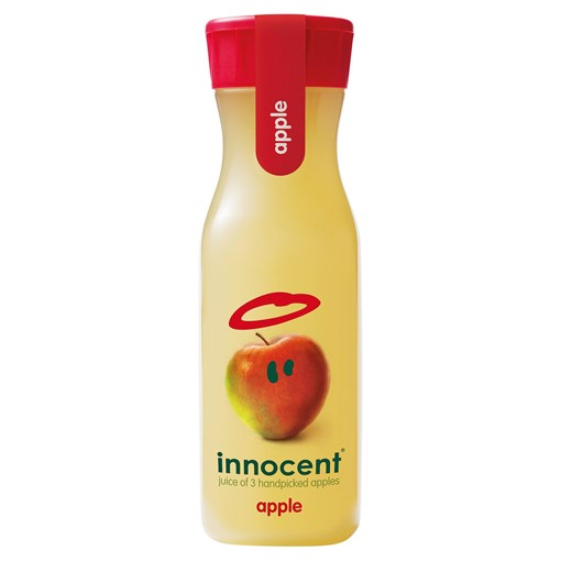 Picture of innocent apple juice 330ml