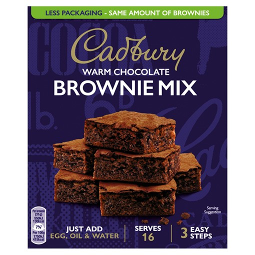 Picture of Cadbury Brownie Mix 350g