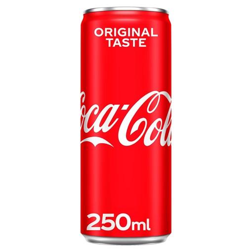 Picture of Coca-Cola Original Taste 250ml